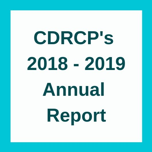 CDRCP Annual report