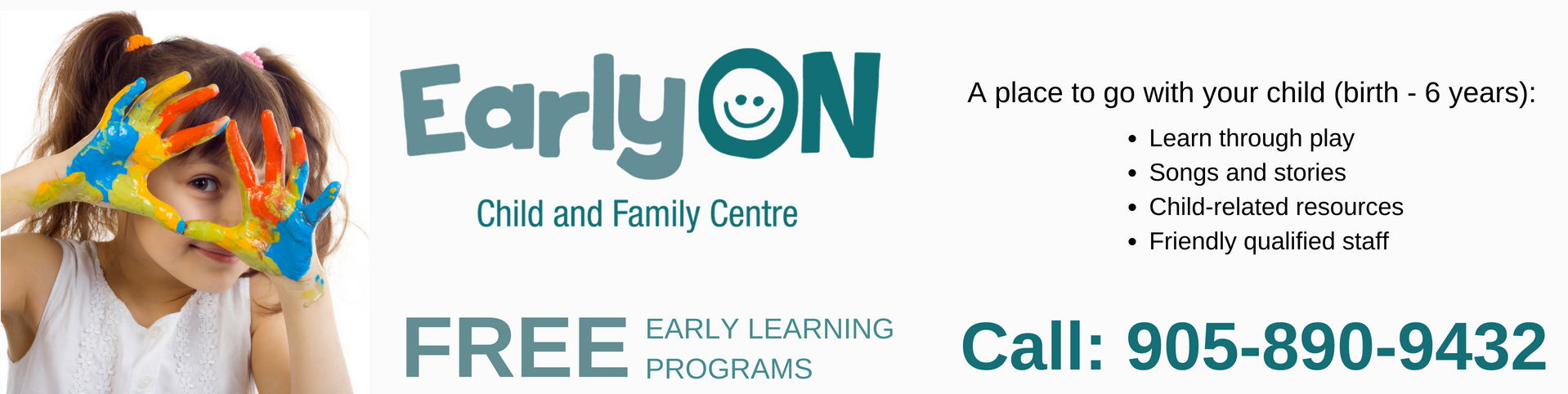 Early Years Programs